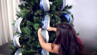 Como decorar el arbol de navidad