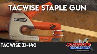 Tacwise Z1-140 metal stapler