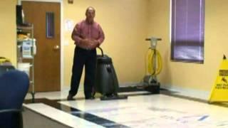How To Strip & Refinish Tile Floors Floor Stripping