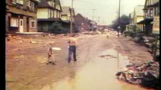 Johnstown Flood 1977 TV Report