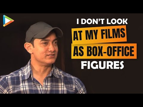 Aamir Khan's Exclusive Interview On THe Truth Of Box Office Figures