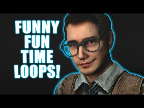 FUNNY FUN TIME LOOPS! Survivor Gameplay Dead By Daylight
