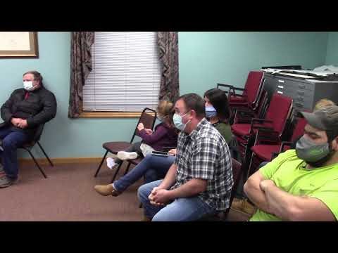 Champlain Town Board Meeting 10-13-20