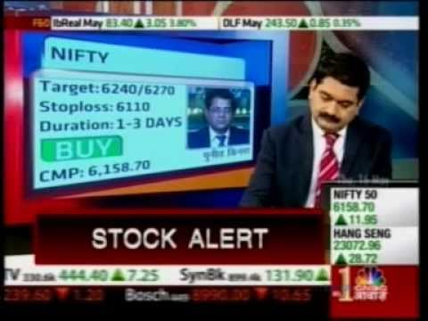 CNBC Awaaz Vayda Se Fayda 16 May 2013 Puneet Kinra - AVP Research Equity T