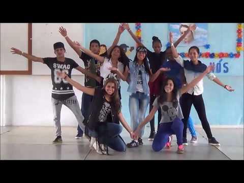 Apresentação jovens | Projeto Autonomia | Dia das crianças 2017 | ANSPAZ