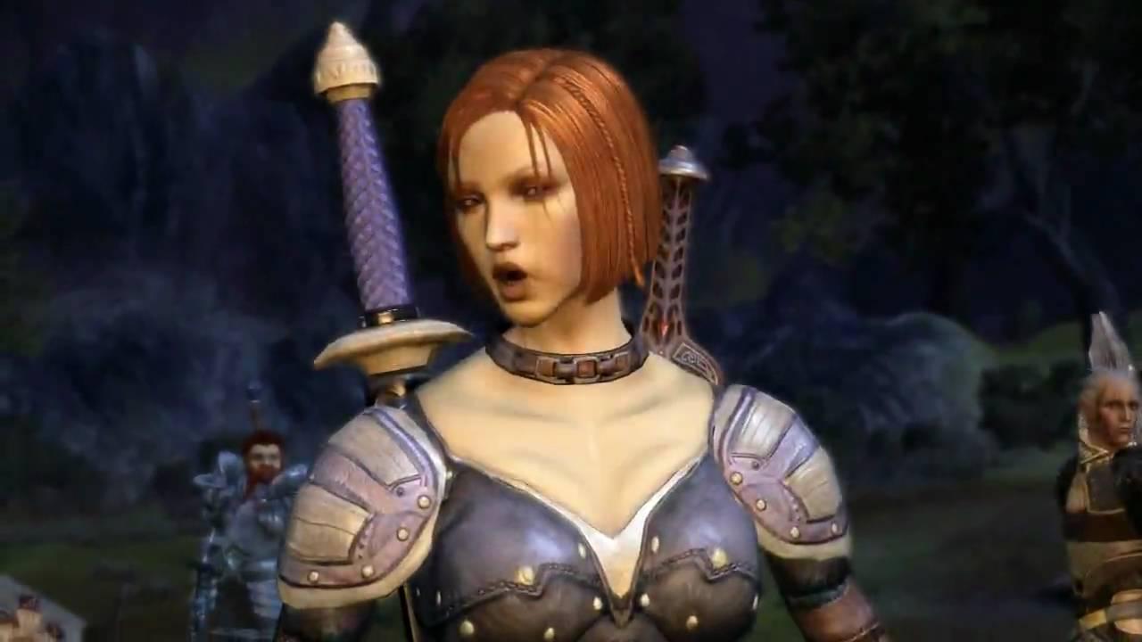 Dragon Age: Leliana's Song (English Cover) - YouTube