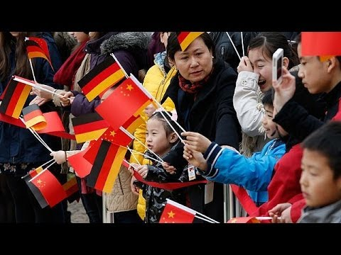 Xi Jinping in Germania