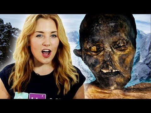 Weird Things Found in Glaciers - Zoo La La (Ep 57) - Earth Unplugged