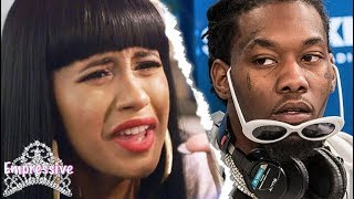 """Cardi B breaks up with Offset: """"He used me!"""""""
