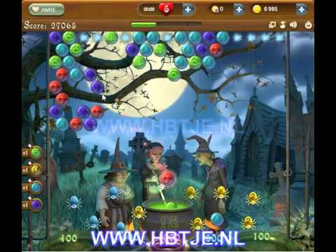 Bubble Witch Saga level 8