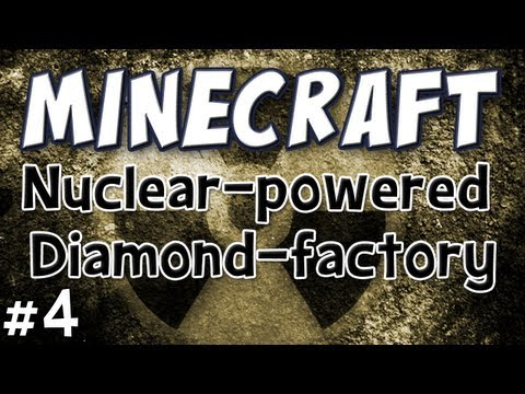 Nuclear Power & Industrial Diamonds (Technic Pack Part 4)