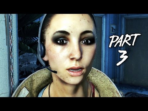 Dying Light Walkthrough Gameplay Part 3 - Jade - Campaign Mission 3 (PS4 Xbox One)