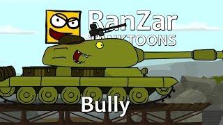 Tanktoon - šikana