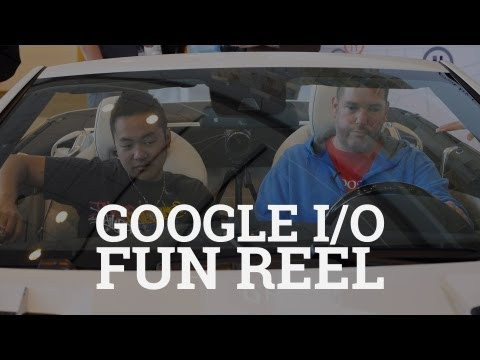 Google I/O 2013 Fun Reel!