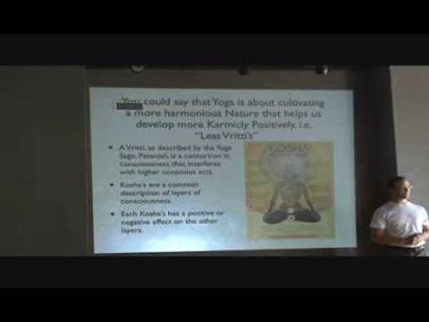 How A Yoga Pose Works, workshop exerpts with Adam Ballenger