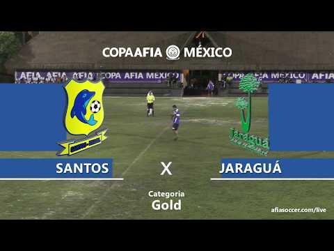 Copa AFIA México 2017 - SANTOS X JARAGUA - GOLD - 12/11/2017