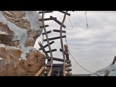 Expedition Everest, Animal Kingdom, Walt Disney World, (HD) - Winter