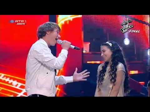 Finalistas The Voice Kids -