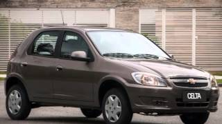 Novo Chevrolet Celta 2014