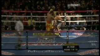 Khan V Garcia: Story Of The Fight
