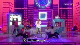 [HD] Uhm Jung Hwa feat CL - DJ view on youtube.com tube online.