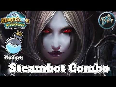 Budget Combo Priest Witchwood | Hearthstone Guide How To Play