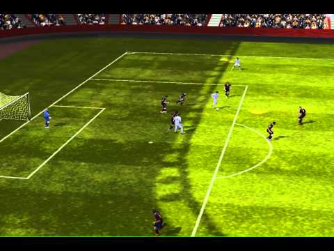 FIFA 14 iPhone/iPad - FC Barcelona vs. Inter