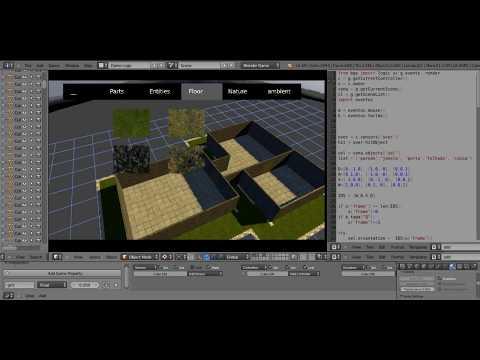 Game | Blender Level Editor | Blender Level Editor