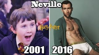 Harry Potter Cast ★ Then And Now