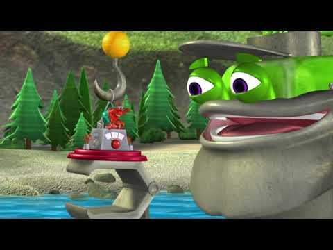 Potápěj sa Olly - Ponorný Magnet