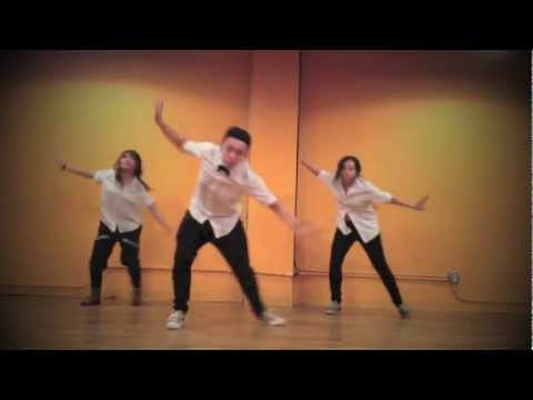Treasure @BrunoMars | @robesx Choreography
