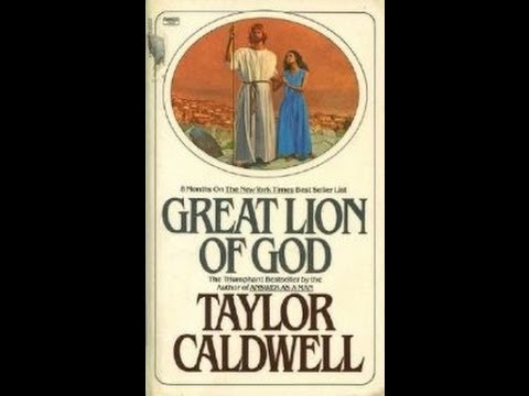 CatholicLady reads-Great Lion of God, by Taylor Caldwell, chp 21-2