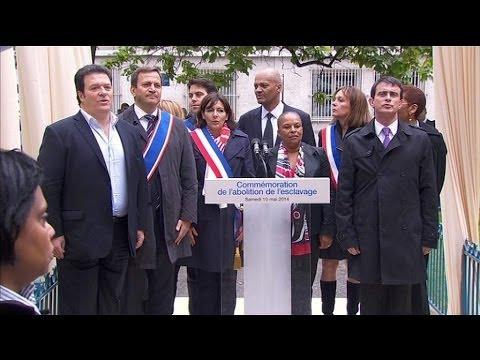 L'opposition réclame la démission de Taubira pour une Marseillaise non chantée - 12/05