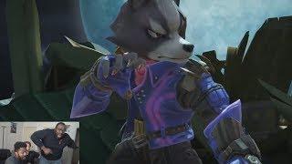 WOLF IS BACK!!! FULL SUPER SMASH BROS. ULTIMATE REACTION