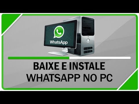 Como baixar e instalar WhatsApp no computador ( Sem BlueStacks ) - 2014