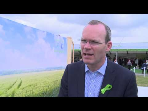 Simon Coveney on Origin Green