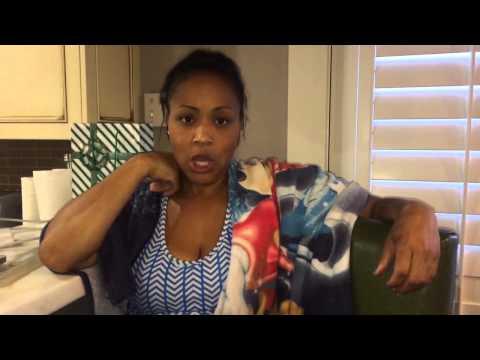 Erica Campbell ALS Bucket challenge