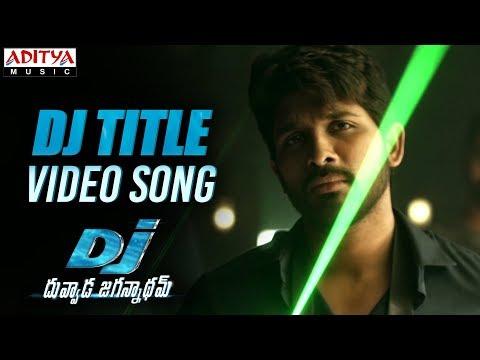 Duvvada-Jagannadham-Movie-Saranam-Bhaje-Bhaje-Full-Video-Song