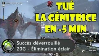 [TUTO] COD Ghosts Nightfall Extinction: Tuer La Génitrice