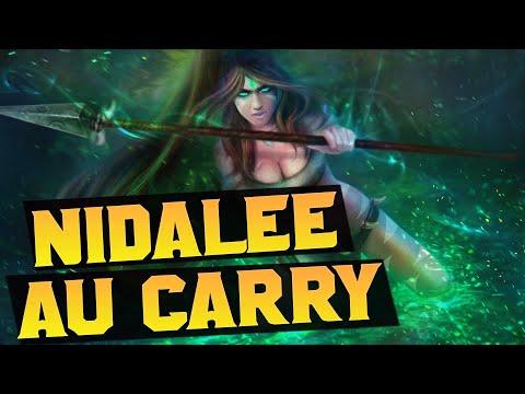 NIDALEE AU CARRY !