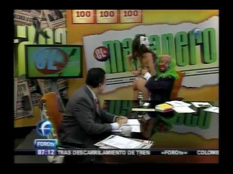LA RIATA/BROZO/CLASES DE ANATOMIA (BUENISIMO) EL MAÑANERO - YouTube
