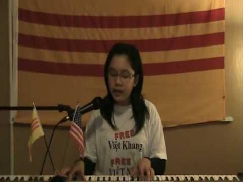 Viet Nam Toi Dau Cua Nhac Si Viet Khang -- Vivian Huynh