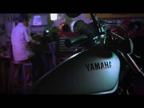 The NEW 2014 Yamaha XV950R