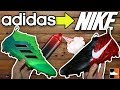 How To Make adidas Boots Into Nike Part 2