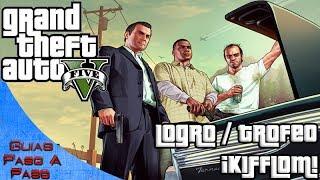 Grand Theft Auto V Logro / Trofeo: ¡Kifflom! (Huevo De