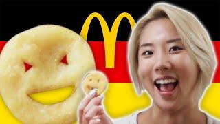 Americans Try German McDonald's