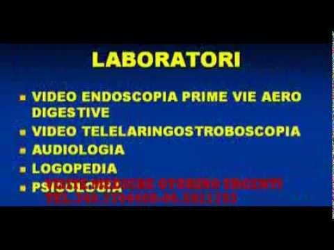 VISITE OTORINOLARINGOIATRICHE ROMA
