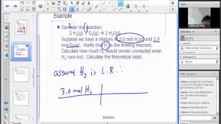 General Chemistry Lecture: Stoichiometry Part 2