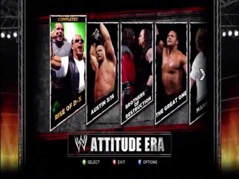 WWE 13 - Attitude Era Mode Walkthrough - Wrestlemania XV - Bonus (Gameplay Xbox 360/Ps3)