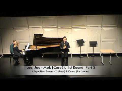 Lee, Joon-Mok (Coreé). 1st Round. Part 2.m4v